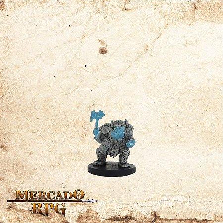Frost Dwarf - Com carta
