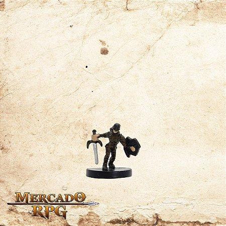 Gnome Fighter - Com carta