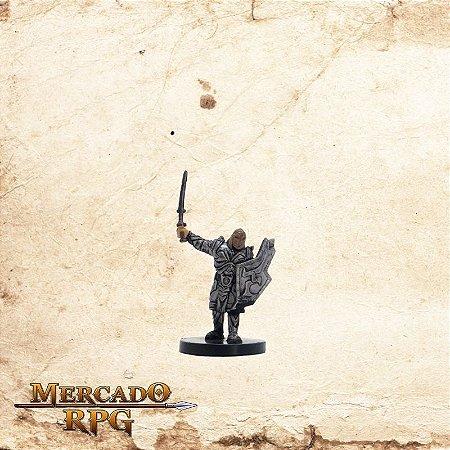 Mercenary Sergeant - Com carta