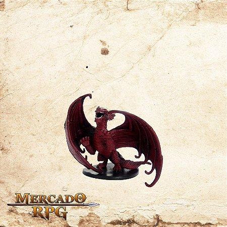 Young Red Dragon - Com carta