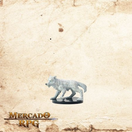 Winter Wolf - Com carta
