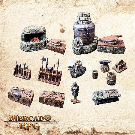 Kit Forjaria
