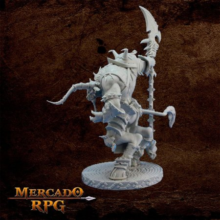 Minotaur Demon Lord