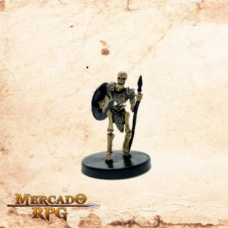 Skeletal Legionnaire - Sem carta