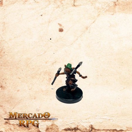 Goblin Skirmisher - Sem carta