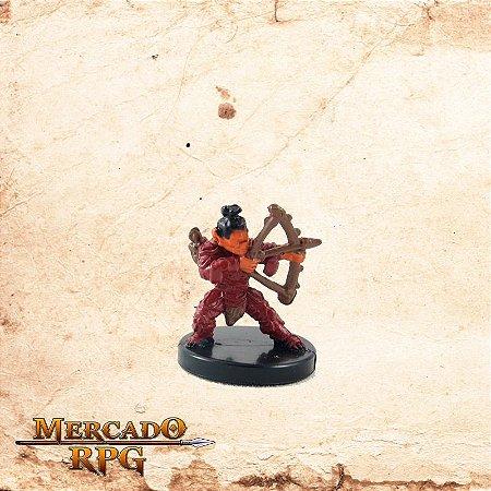 Graypeak Goblin Archer - Com carta