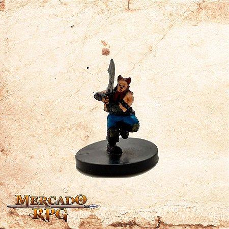 Dwarf Barbarian - Sem carta