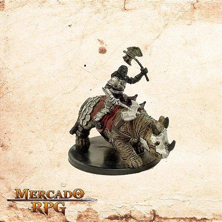 Orc Banebreak Rider - Com carta