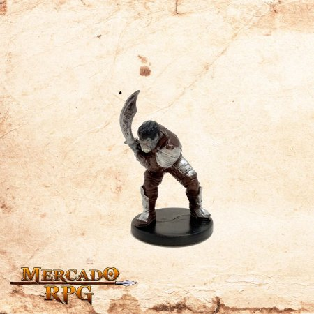 Orc Terrorblade - Sem carta