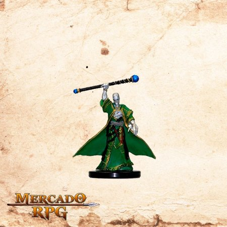 The Mithral Mage