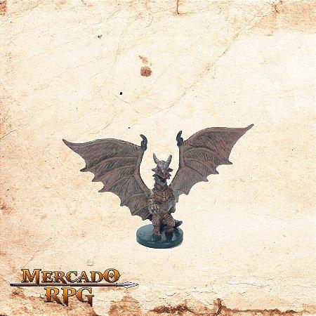 Medium Copper Dragon