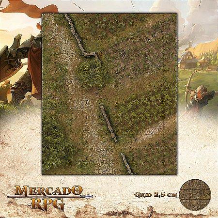 Plantação da Fazenda de Osten