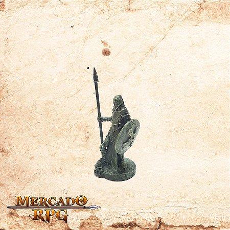 Estátua Humano Guerreiro