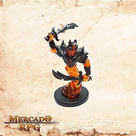 Fire Myrmidon