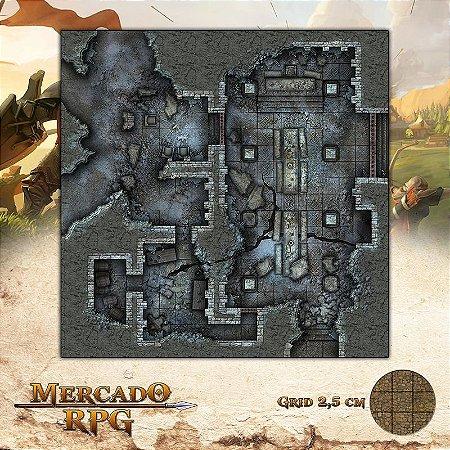 Ruínas do forte Salão