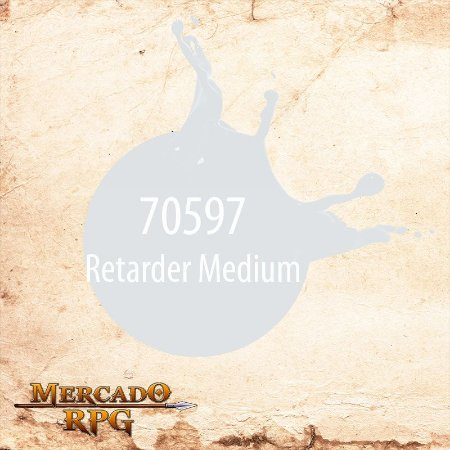 Medium Retarder 70.597