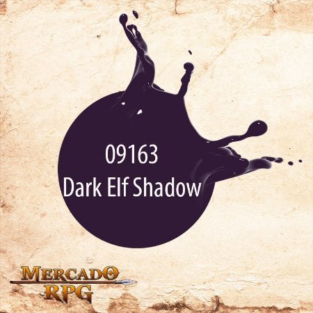 Reaper MSP Dark Elf Shadow 9163