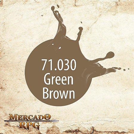Green Brown 71.030