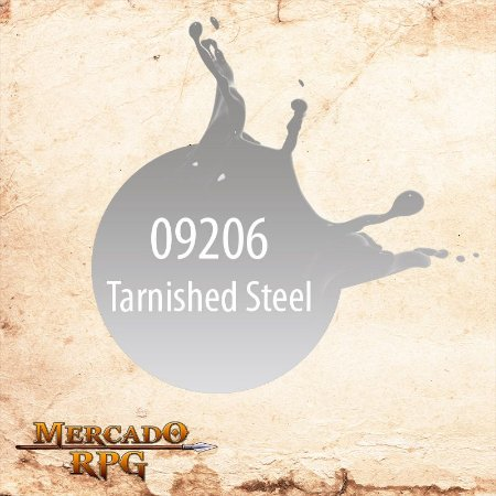 Reaper MSP Tarnished Steel 9206
