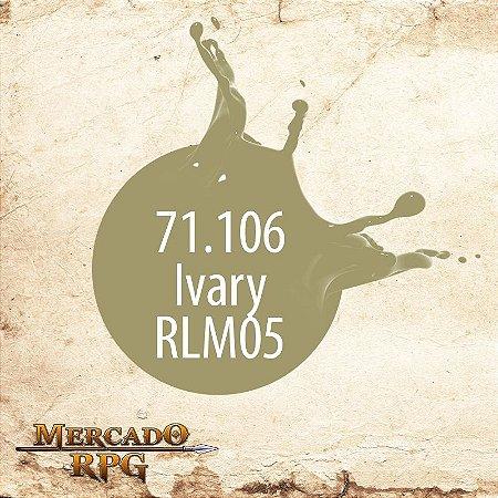 Yellow Lasur RLM05 71.106