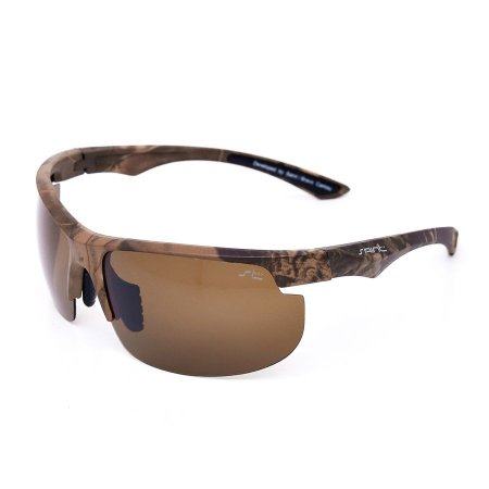 Óculos de Sol Polarizado Saint Bravo Camou