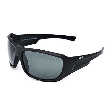 Óculos de Sol Polarizado Saint Matte Black
