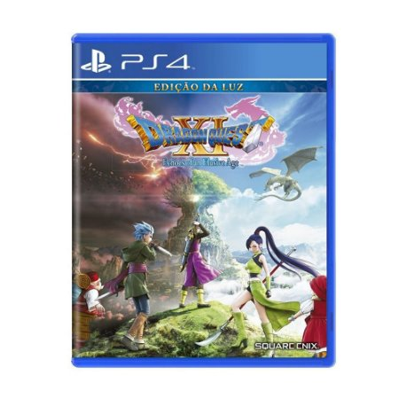 Dragon Quest XI : Echoes Of An Elusive Age Ps4 - USADO