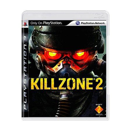 KillZone 2 PS3 - USADO