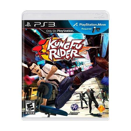 kung Fu Rider PS3 - USADO