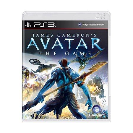 Avatar The game PS3 - USADO