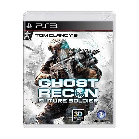 Tom Clancy´s Ghost Recon Future Soldier PS3 - USADO