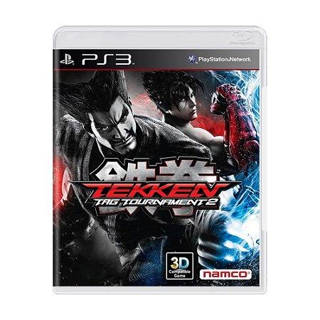Tekken Tag Tournament 2 Ps3 - USADO