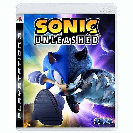 Sonic Unleashed Ps3 - USADO