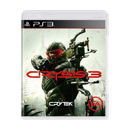 Crysis 3 Ps3 - Usado