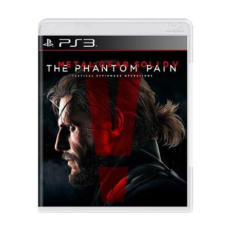 Metal Gear Solid V the Fhantom Pain Ps3 - USADO