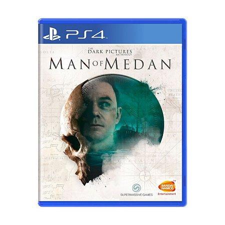 The Dark Pictures: Man of Medan PS4 - Usado