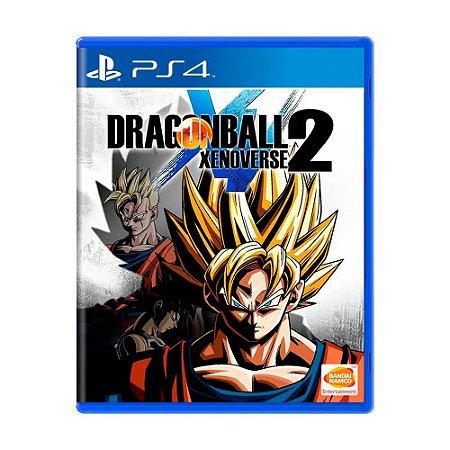 Dragon Ball: Xenoverse 2 PS4 - Usado