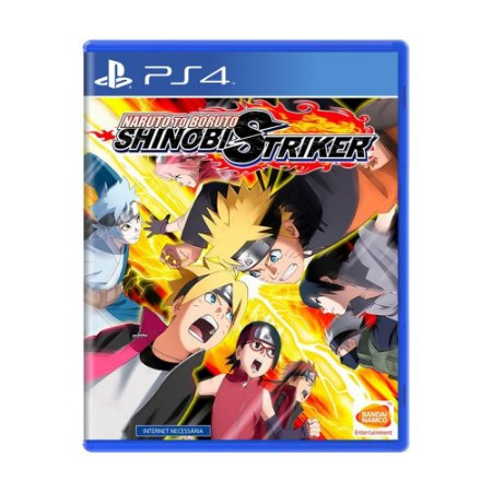 Naruto to Boruto: Shinobi Striker Ps4 - Usado