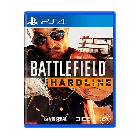 Battlefield Hardline PS4 - Usado