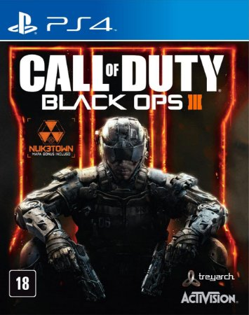 Call of Duty Black Ops 3 PS4 - Usado
