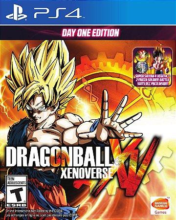 Dragonball Xenoverse  PS4 - Usado