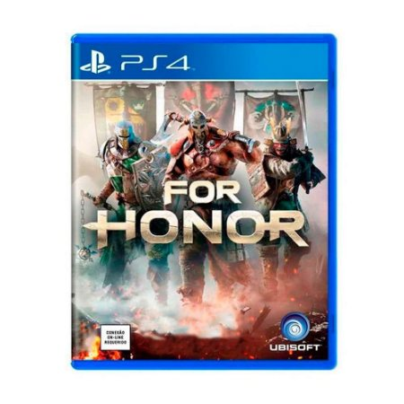 For Honor PS4 - Usado