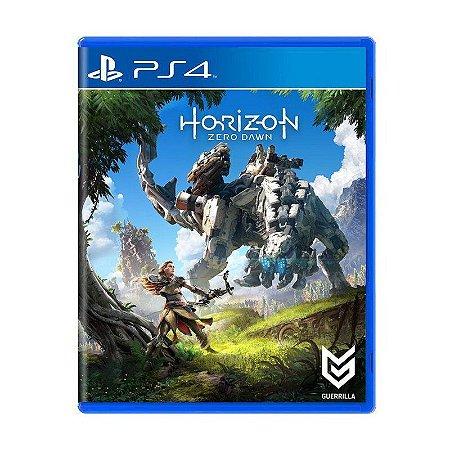 Horizon Zero Dawn PS4 - Usado