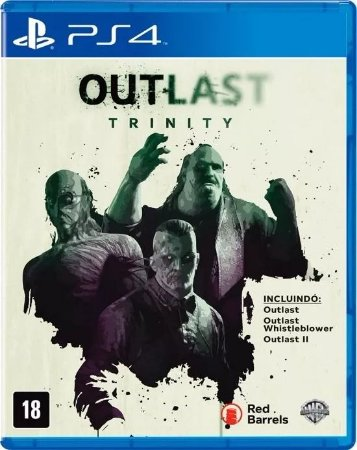 Outllast Trinity  PS4 - Usado
