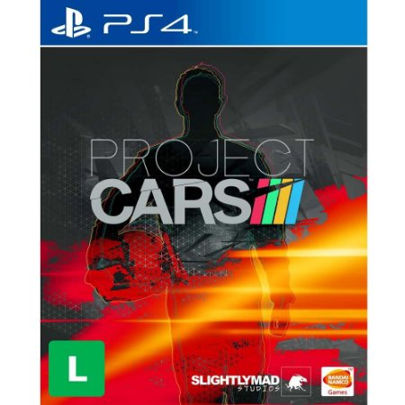 Project Cars PS4 - Usado
