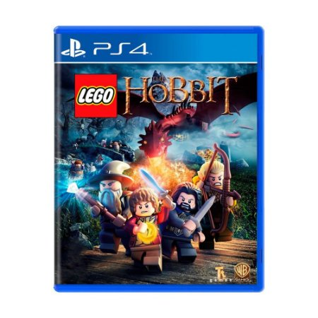 Lego Hobbit PS4 - Usado