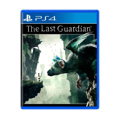 The Last Guardian PS4 - Usado
