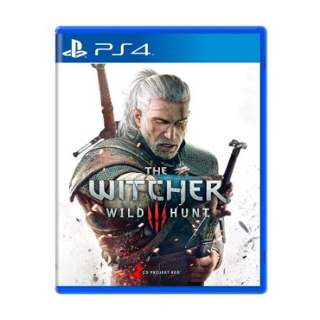 The Witcher 3 PS4 - Usado