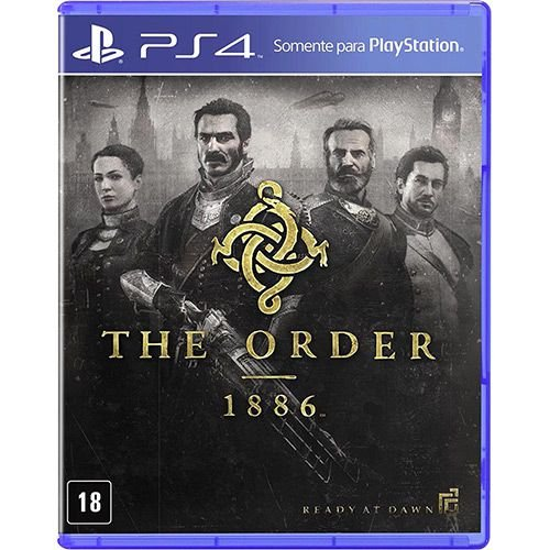 The Order 1886 PS4 - Usado