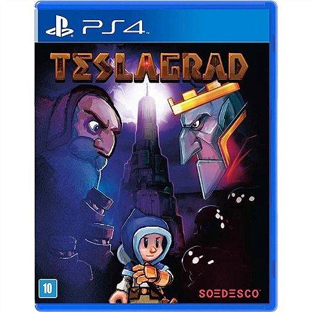 Teslagrad PS4 - Usado